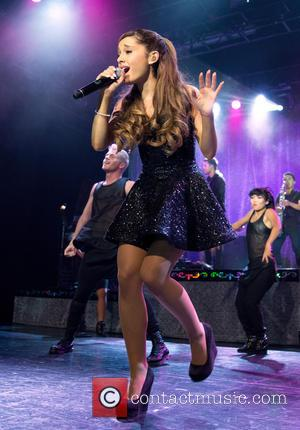 Ariana Grande - Ariana Grande in Concert at Best Buy Theater - New York, NY, United States - Wednesday 14th...