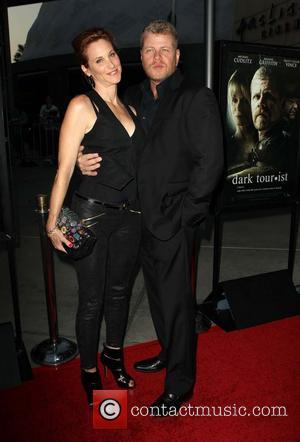 Judith Hoag and Michael Cudlitz