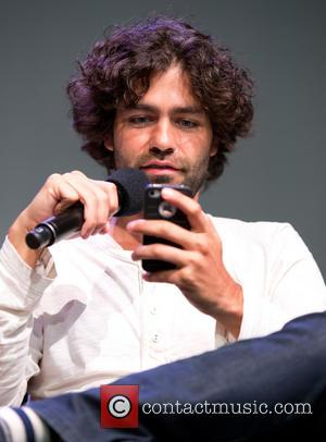 Adrian Grenier - Adrian Grenier Appears at Apple Soho Store to Speak About Food Tripping App - New York, NY,...