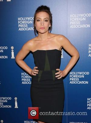 Piper Perabo - Hollywood Foreign Press Association's 2013 Installation Luncheon - Beverly Hills, California, United States - Wednesday 14th August...