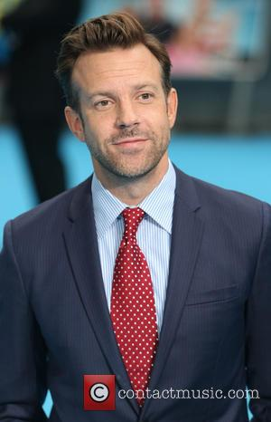 Jason Sudeikis - Jason Sudeikis at the We're the Millers Premiere - London, United Kingdom - Wednesday 14th August 2013
