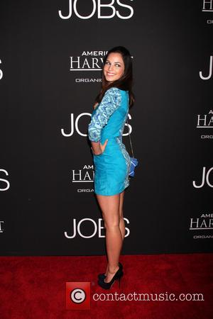 Alexis Knapp - JOBS Los Angeles Screening - Los Angeles, CA, United States - Wednesday 14th August 2013