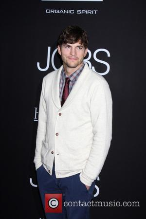 Ashton Kutcher - JOBS Los Angeles Screening - Los Angeles, CA, United States - Wednesday 14th August 2013