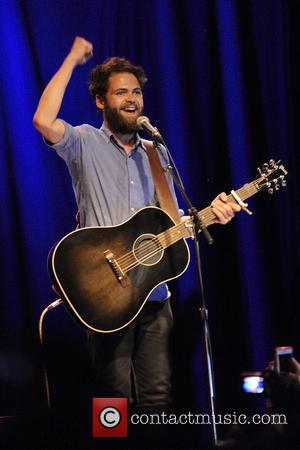 Mike Rosenberg - Passenger performs at Phoenix Concert Theatre in support of his album 'All the Little Lights'. - Toronto,...