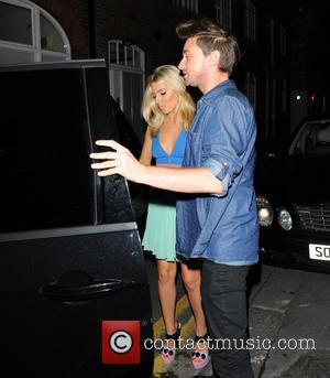 Mollie King and Guest
