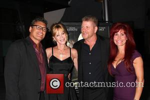 Steven Bauer, Melanie Griffith, Michael Crudlitz and Suzanne DeLaurentiis - L.A. Premiere of