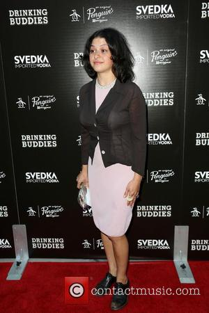Alia Shawkat - Screening of Magnolia Pictures 'Drinking Buddies' at ArcLight Hollywood - Los Angeles, CA, United States - Thursday...