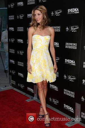Dawn Olivieri - Screening of Magnolia Pictures 'Drinking Buddies' at ArcLight Hollywood - Los Angeles, CA, United States - Thursday...