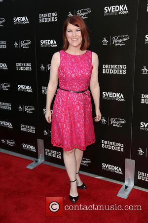 Kate Flannery - Screening of Magnolia Pictures 'Drinking Buddies' at ArcLight Hollywood - Los Angeles, CA, United States - Thursday...