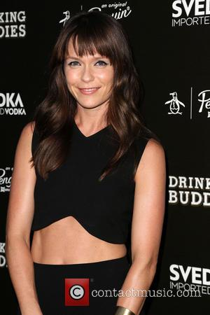 Katie Aselton - Screening of Magnolia Pictures 'Drinking Buddies' at ArcLight Hollywood - Los Angeles, CA, United States - Thursday...