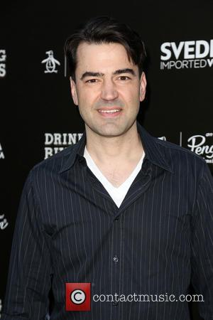 Ron Livingston - Screening of Magnolia Pictures 'Drinking Buddies' at ArcLight Hollywood - Los Angeles, CA, United States - Thursday...