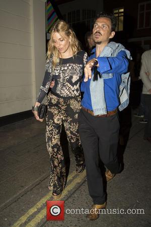 Sienna Miller, Matthew Williamson