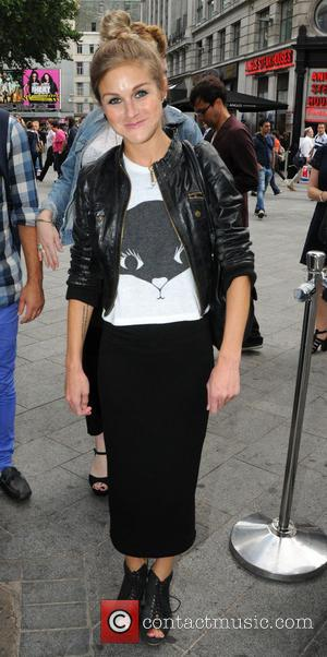 Nikki Grahame - So...? With Attitude launch party at The Penthouse in London's Leicester Square - Outside - London, United...