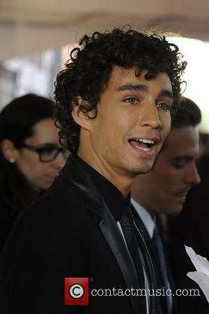 Robert Sheehan - Arrival for the Canadian Premiere of 'Film The Mortal Instruments: City of Bones' - Toronto, Canada -...