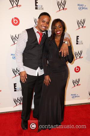 Hope, Jimmy Uso and Naomi