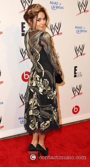 Vanessa Hudgens - WWE & E! Entertainment's SuperStars For Hope Event at The Beverly Hills Hotel - Los Angeles, California,...