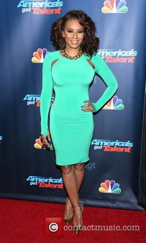 Mel B. - the 'America's Got Talent' Post Show Red Carpet at Radio City Music Hall on August 14, 2013...