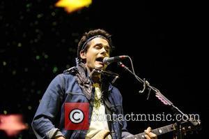 John Mayer - John Mayer's Born and Raised World Tour 2013 at the Molson Canadian Amphitheatre. - Toronto, Canada -...