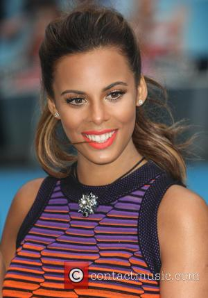 Rochelle Humes - We're the Millers Film Premiere - London, United Kingdom - Thursday 15th August 2013