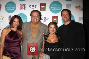 Andrea Navedo, Paul Sorvino, Renee Props and Michael Sorvino