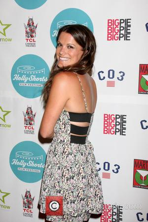 Melissa Claire Egan - 9th Annual Hollyshorts Film Festival Opening Night - Los Angeles, CA, United States - Friday 16th...