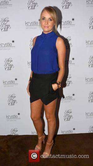 Ciara Hanrahan - Calum Best launches his 'Ibiza Boys Club' clothing label at Krystle nightclub - Dublin, Ireland - Friday...
