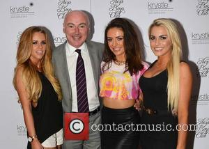 Duffy, Holly Keating, Niall O'Farrell, Kelly Donegan and Calum Best
