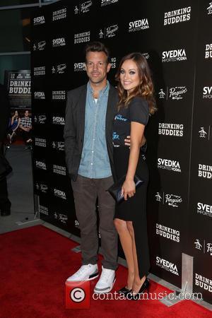 Jason Sudeikis and Olivia Wilde