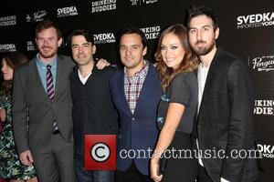 Joe Swanberg, Ron Livingston, Jake Johnson, Olivia Wilde and Ti West