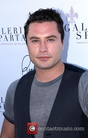 Kevin Ryan - Sanctum of a Dreamer: Richard Grieco Art Exhibit party - Arrivals - West Hollywood, CA, United States...