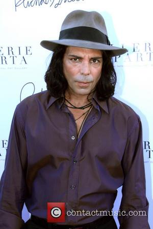 Richard Grieco - Sanctum of a Dreamer: Richard Grieco Art Exhibit party - Arrivals - West Hollywood, CA, United States...