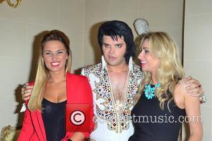 Sam Faiers, 'Elvis' and Gemma Merna
