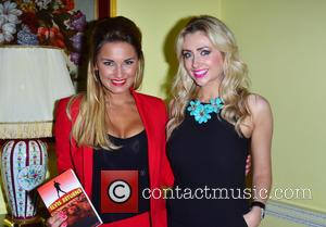 Sam Faiers and Gemma Merna