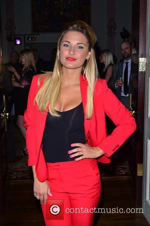 Sam Faiers - Sam Faiers and Gemma Merna attend the Robert Mickey Maughon book launch party at The Ritz Hotel,...