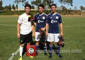 Nick Jonas, Kevin Jonas and Joe Jonas