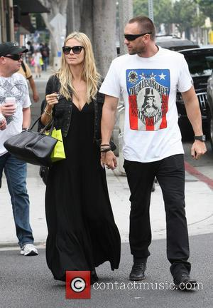 Heidi Klum and Martin Kristen