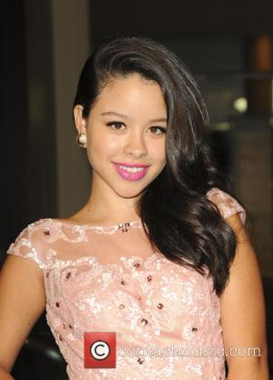 Cierra Ramirez - The 28th Annual Imagen Awards 2013 - Arrivals - Los Angeles, CA, United States - Saturday 17th...