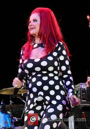 The B-52's and Kate Pierson