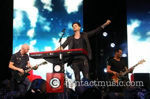 Danny O'donoghue, Mark Sheehan and The Script