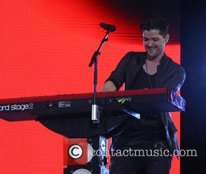 Danny O'Donoghue and The Script - V Festival 2013 held at Highlands Park - Performances - Day One - Chelmsford,...