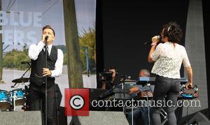 Ricky Ross, Lorraine Mcintosh and Deacon Blue
