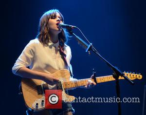 Gabrielle Aplin - V Festival 2013 held at Highlands Park - Performances - Day One - Chelmsford, United Kingdom -...