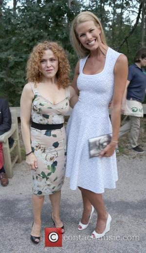 Bernadette Peters and Beth Ostrosky Stern - Animal Rescue Fund,Hosts Bow Wow Meow Ball at ARF in East Hampton -...