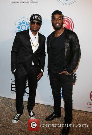 Ne-yo and Luke James