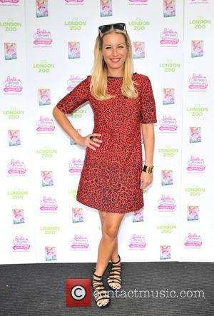 Denise Van Outen To Walk Great Wall Of China