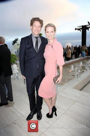James Tupper and Anne Heche - Celebrities attend Oceana's SeaChange Gala 2013 at private home - Laguna Beach, CA, United...