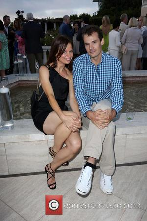 Mary Lynn Rajskub and Matthew Rolph