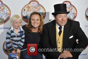 Charlie Brooks - Thomas & Friends: King of the Railway - VIP film screening - Arrivals - London, United Kingdom...