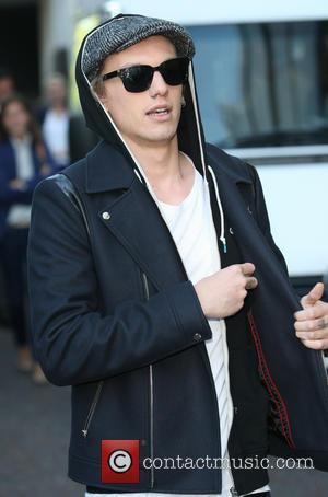 Robert Sheehan - Celebrities Leaving the ITV Studios - London, United Kingdom - Monday 19th August 2013