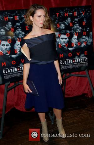 Rebecca Hall - Special Screening of CLOSED CIRCUIT - New York City, NY, United States - Monday 19th August 2013